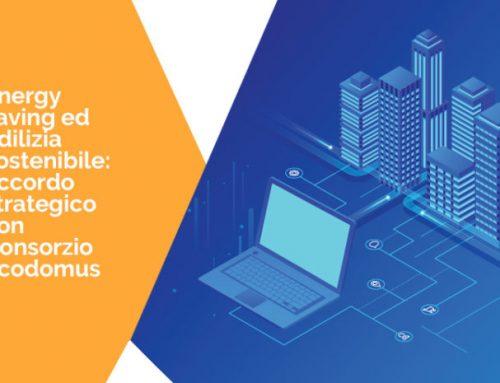 Energy saving ed edilizia sostenibile: accordo strategico con Consorzio Ecodomus