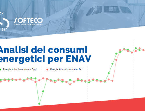 ENAV monitors energy consumption thanks to Energy Retail, the Softeco solution for energy management