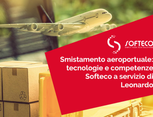 Airport sorting: Softeco technologies and skills at Leonardo's service