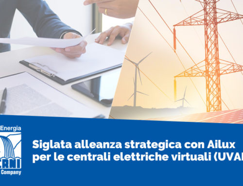 The digital company Softeco signs a strategic alliance with Ailux for virtual power plants (UVAM)