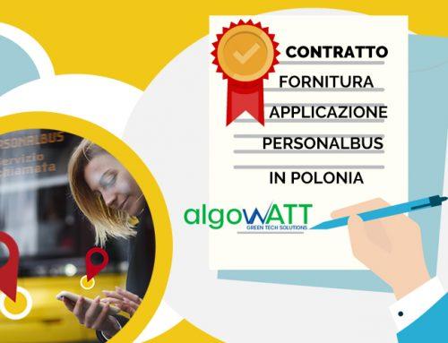 Acquisito contratto in Polonia per la fornitura di un'applicazione PersonalBus per la gestione di servizi di trasporto flessibile