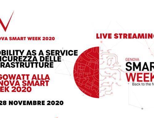 Green mobility e monitoraggio infrastrutture: le soluzioni algoWatt a Genova Smart Week