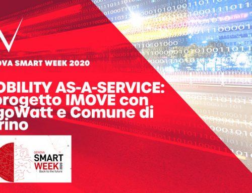 Mobility as-a-service: algoWatt leader del progetto iMOVE nel Comune di Torino