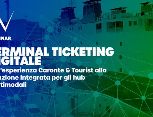 Terminal Ticketing Digitale algoWatt – Dall'esperienza Caronte & Tourist alla soluzione per tutti gli hub multimodali