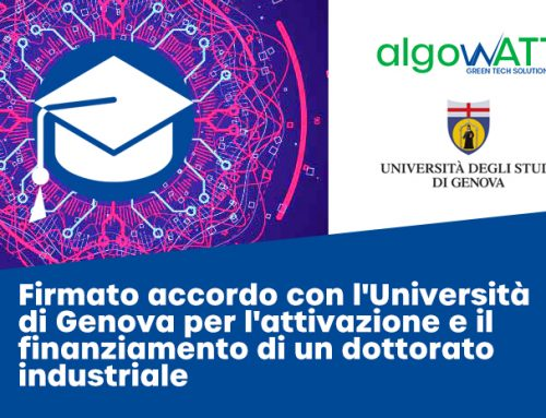 algoWatt and UniGe together for research on digital energy: a doctorate established