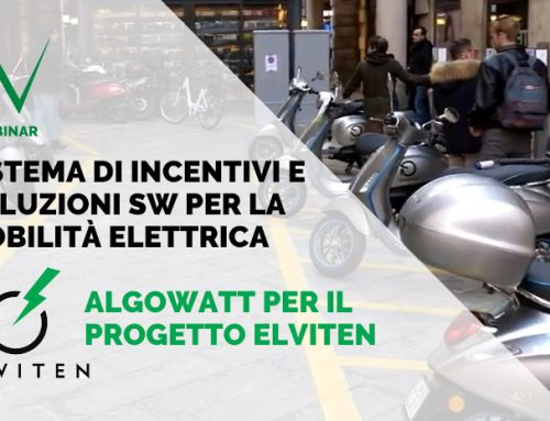 Management of the incentive system and software solutions for electric mobility by algoWatt
