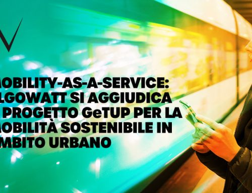 algoWatt will coordinate the GeTUP project for sustainable mobility as-a-service in urban areas