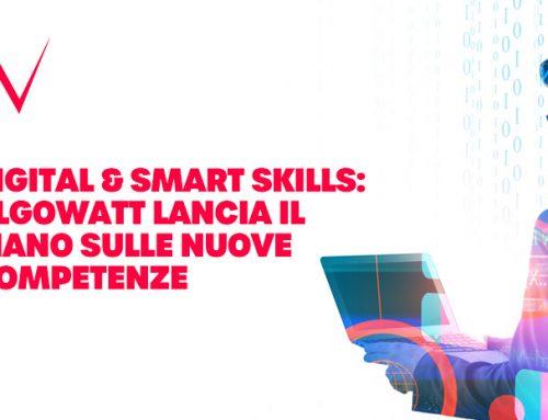 Digital & smart skills: algoWatt lancia il piano formativo sulle nuove competenze