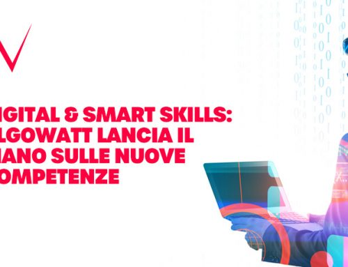 Digital & smart skills: algoWatt launches the training plan on new skills