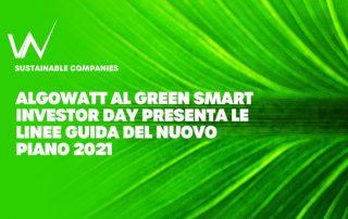 smart green investor day