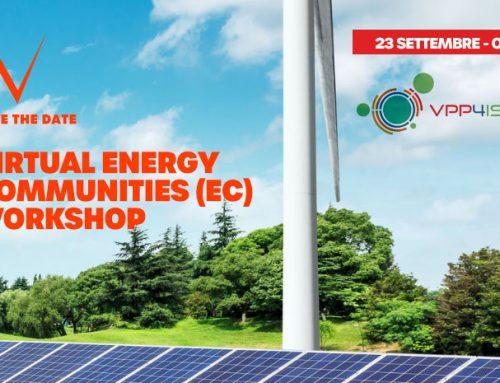 LIBRA CE al Virtual Energy Communities (EC) workshop