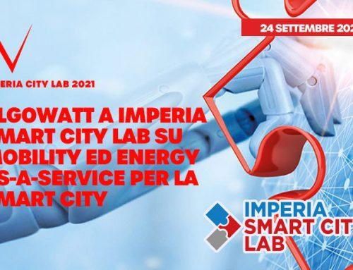 Dall'intelligenza artificiale alla smart community: algoWatt all'Imperia Smart City Lab