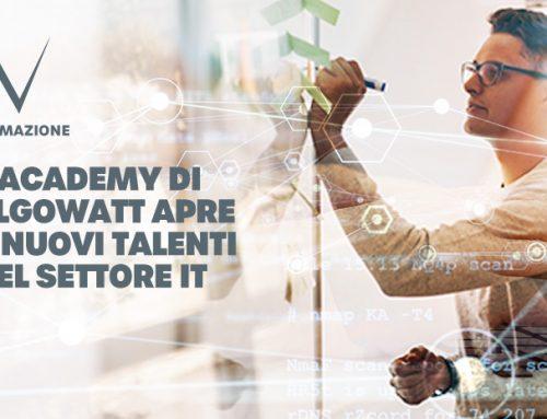 L'Academy di algoWatt apre a nuovi talenti nel settore IT