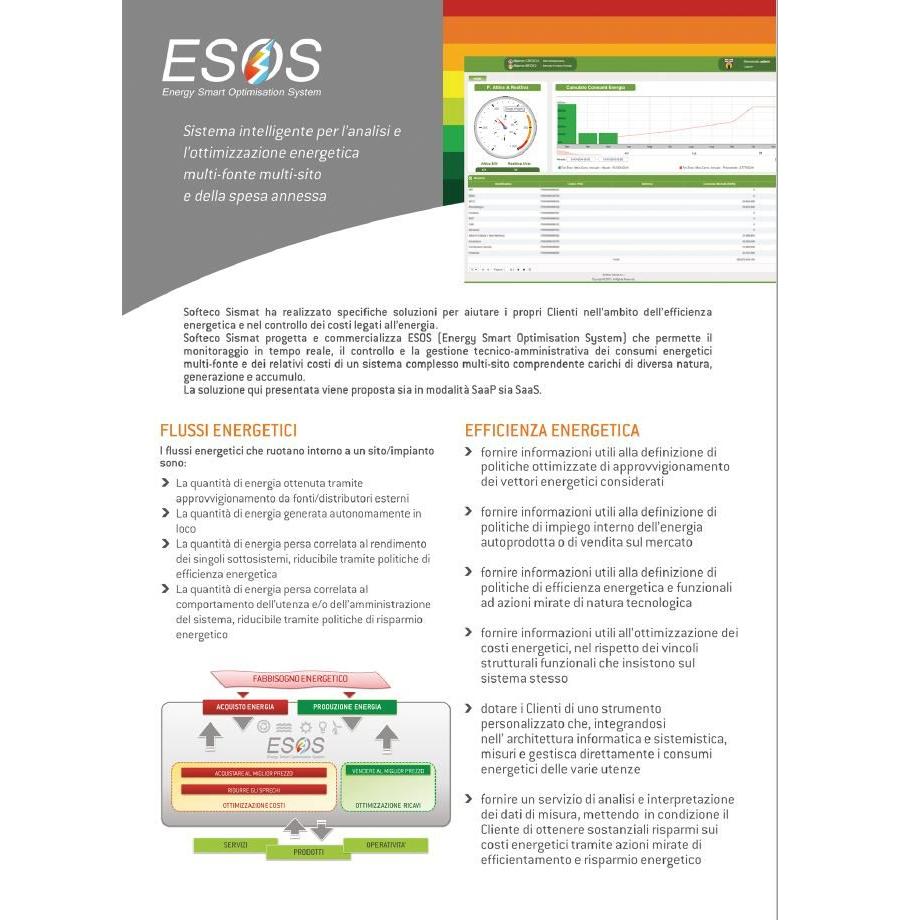 ESOS - Energy Smart Optimisation System